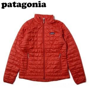 パタゴニア patagonia レディース ナノパフ ジャケ...