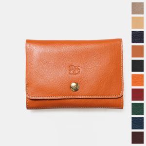 イルビゾンテ IL BISONTE 二つ折り財布 ウォレット PORTAFOGLIO メンズ&レディース 本格レザーバッグ&財布&小物 C0522 5432300140