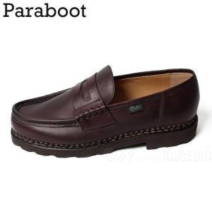 年末限界プライス!パラブーツ Paraboot ランス REIMS ローファー レザーシューズ 革靴...