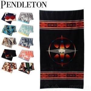 ペンドルトン Pendleton オーバーサイズ ジャガード タオル OVERSIZED JACQU...