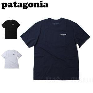 パタゴニア patagonia Tシャツ メンズ P-6ロゴ レスポンシビリティー Men's P-...