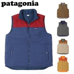 ポイント5倍 パタゴニア patagonia メンズ リバーシブル・ビビー・ダウン・ベスト Men's Reversible Bivy Down Vest 27587 送料無料