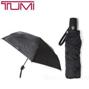 トゥミ TUMI ミディアム・オートクローズ・アンブレラ MEDIUM AUTO CLOSE UMBRELLA ブラック BLACK ID14415【送料無料】