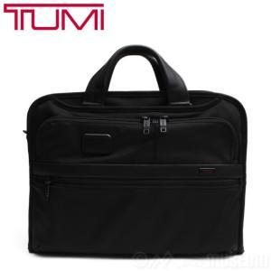 トゥミ TUMI オーガナイザー・ポートフォリオ・ブリーフケース Alpha2 Organizer Portfolio Brief ブラック BLACK ID026108D2【送料無料】