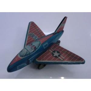 ブリキ USAF ミニブリキ 飛行機 MADE IN JAPAN|mikestore