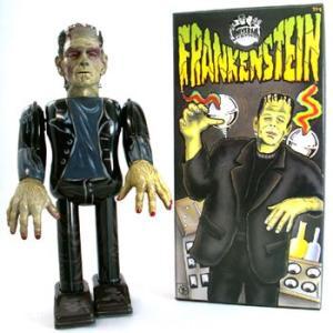 ユニバーサルモンスターズ フランケンシュタイン Universal Monster Frankensteinブリキ  |mikestore