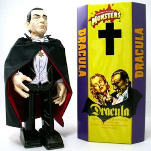 ユニバーサル モンスターズ Universal Monster Dracula ドラキュラ ブリキ デッドストック オリジナル|mikestore