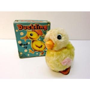 ブリキ  Duckling ひよこ|mikestore