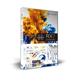 iZotope RX7 Standard Holidayキャンペーン 特価 メール納品
