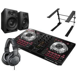 本格的なDJプレイを楽しめるSERATO DJ LITE対応コントローラーと、ヘッドホン・スピーカー...