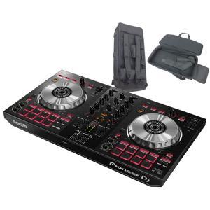 本格的なDJプレイを楽しめるSERATO DJ LITE対応コントローラーと、持ち運び便利な汎用ソフ...
