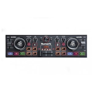 NUMARK DJ2GO2 ヌマーク DJコントローラー 小型 Serato DJ Intro