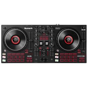 Numark ヌマーク Serato DJ対応 4デッキ DJコントローラー Mixtrack Platinum FX|mikigakki