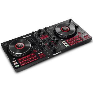 《アウトレット品》 Numark ヌマーク Serato DJ対応 4デッキ DJコントローラー Mixtrack Platinum FX|mikigakki