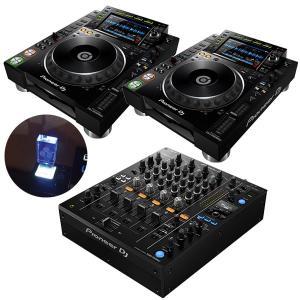 《選べる特典付き》Pioneer DJ CDJ CDJ-2000NXS2 DJミキサー DJM-75...