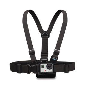 ●対応製品:全てのGoProカメラ  クッション性抜群で調節自在な Chesty (チェスティー) ...