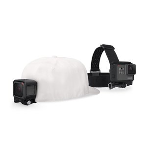 GoPro ヘッドストラップ&クリップ 頭部に装着 ACHOM-001 国内正規品|mikigakki