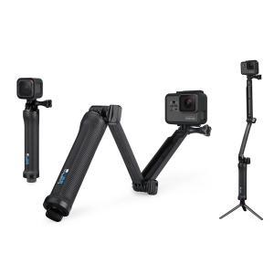 GoPro カメラ グリップ、延長アーム、三脚の 3 通りで使用できる便利なマウント AFAEM-001 国内正規品|mikigakki