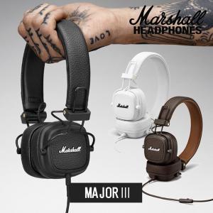 【マーシャルグッスもれなくプレゼント】Marshall マーシャル MAJOR3  ヘッドホン 【国内正規品】送料無料|mikigakki