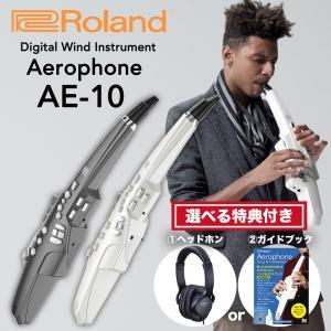 《選べる特典付き》ROLAND ローランド ウィンド・シンセサイザー AEROPHONE AE-10|mikigakki