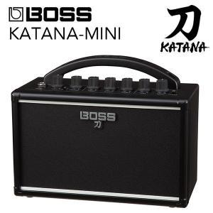・KATANAシリーズの本格的ロック・サウンドを小型・軽量のバッテリー駆動アンプで実現  ・段階的に...