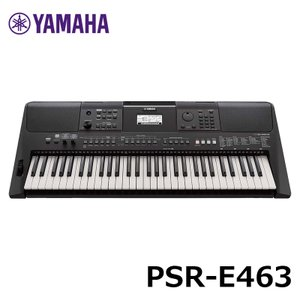 YAMAHA ヤマハ 61鍵 キーボード PSR-E463 PORTATONE(ポータトーン)|mikigakki