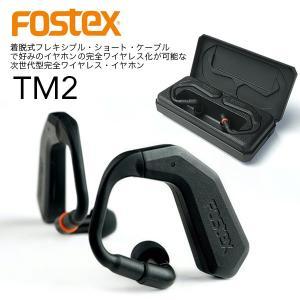 【初回限定特典:FitEar2pin付き】FOSTEX 完全ワイヤレスイヤホン TM2 【送料無料】|mikigakki