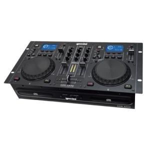 KIKUTANI DJM-4000 一体型CDプレーヤー|mikigakki