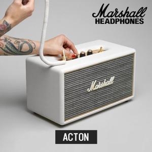 Marshall マーシャル  ACTON アクトン Bluetooth対応スピーカー 【国内正規品】|mikigakki