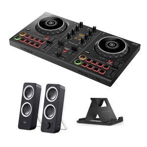 PIONEER DJコントローラー DDJ-200 + スピーカー Z200 セット|mikigakki