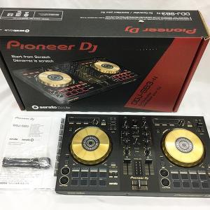 《中古品》PIONEER DJコントローラー DDJ-SB3-N|mikigakki
