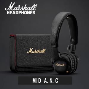 【マーシャルグッスもれなくプレゼント】Marshall マーシャル MID A.N.C ノイズキャンセリング付 Bluetoothヘッドホン【国内正規品】|mikigakki