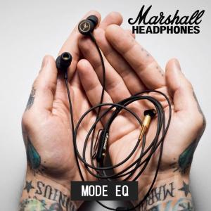 【マーシャルグッスもれなくプレゼント】Marshall マーシャル MODE EQ イヤフォン【国内正規品】|mikigakki