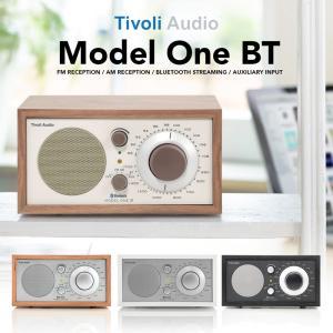 Tivoli Audio チボリオーディオ モノラルテーブルラジオ Model One Bluetooth【国内正規品】|mikigakki