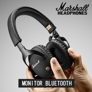 Marshall マーシャル MONITOR Bluetooth ワイヤレス ヘッドホン Bluetooth対応 30時間連続再生【国内正規品】 mikigakki
