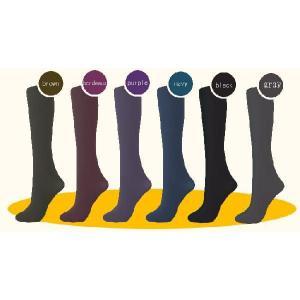 ローズマダム 【COLORで遊ぶ♪♪】 嬉しいブラック+お好きな色の二枚組!80デニール マタニティカラータイツ|mikimura|04