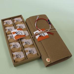 三ヶ日みかん 最中 20個入 ギフト 送料無料 和菓子 もなか お取り寄せ|mikkabimikan