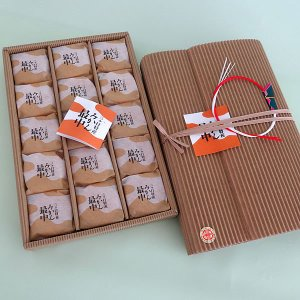 三ヶ日みかん最中30個入 ギフト 送料無料 和菓子 もなか お取り寄せ|mikkabimikan