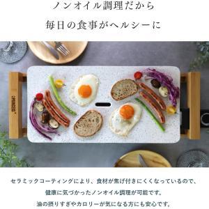 ラッピング無料!ポイント10倍[レビュー 特典]PRINCESS【Table Grill Pure/Table Grill Stone】テーブルグリルピュア/テーブルグリルストーン/ホットプレート|mikke|06