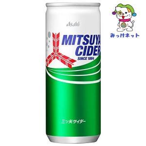 【1箱(30本)まとめ買い】アサヒ飲料  三ツ矢サイダー 缶250ml|mikkenet