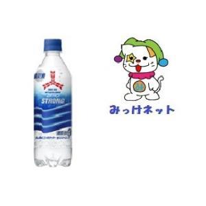 1本69円(税別)アサヒ飲料 三ツ矢サイダーゼロストロング PET500ml  矢羽根ボトル 24本セット|mikkenet