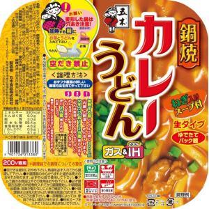 【1箱(18個)まとめ買い】1個105円(税別)   五木食品 鍋焼カレーうどん220g   18個セット|mikkenet