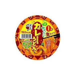 【1箱(12個)まとめ買い】1個105円(税別) 五木食品ちっこいカレーうどん117g 12個セット|mikkenet