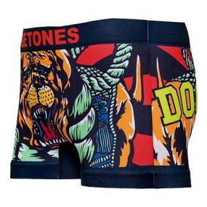 BETONES ビトーンズ DOG FIGHT NAVY 30675 メンズ フリーサイズ ボクサーパンツ|miko-store|03