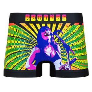 BETONES ビトーンズ SHOUT&PSYCHE MIX メンズ フリーサイズ ボクサーパンツ miko-store