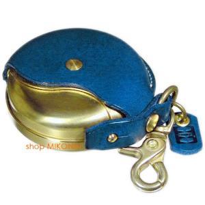 Cramp クランプ 携帯灰皿 回転式 マルチケース ブルー Cr-131|miko-store