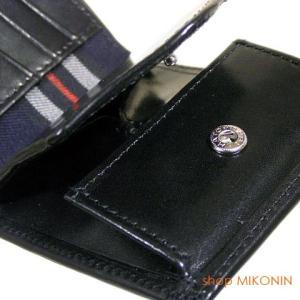 HARVIE&HUDSON 二つ折り財布 ブラック HA-2002 BK|miko-store|04