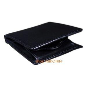 HARVIE&HUDSON 二つ折り財布 ブラック HA-2002 BK|miko-store|07