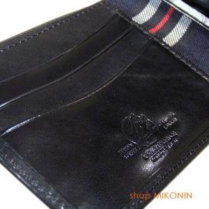 HARVIE&HUDSON 二つ折り財布 ブラック HA-2002 BK|miko-store|09