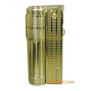 IMCO イムコ スーパー ブラス フリント式 オイルライター 復刻版 #61388|miko-store